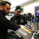 Tuuli fastest in FP1 ahead of vital MotoE™ double header