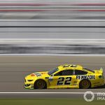 Logano tops Harvick for Stage 1 win at Las Vegas