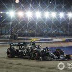 """Bottas feels car wasn't """"100 percent"""" after rebuild"""