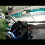 Onboard screaming BMW 635 CSi with Goodwood lap record holder at Monza