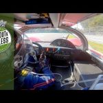 180mph on board jet-engined racing car | incredible sound