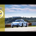 New Alpine A110S onboard Estoril hot lap