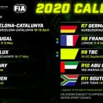 WORLD RX CALENDARS FOR 2020 REVEALED