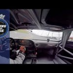 Onboard growling Ford GT Mk7 flies round Daytona