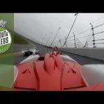 V10 scream onboard Judd-engined Dallara at Daytona
