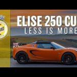 Lotus Elise Cup 250: Just drive | Review