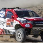 Dakar Rally: Fernando Alonso 11th after first stage won by Vaidotas Zala