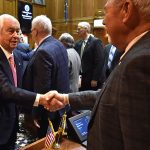 Hulman-George family, Penske honored at Indiana Statehouse