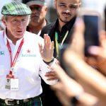 Sir Jackie Stewart: F1 is hastening race to dementia cure