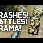 Best EVER moments from Santiago | ABB FIA Formula E Championship