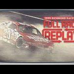 NASCAR Full Race: Tony Stewart's first Cup Series win | 1999 Richmond Raceway