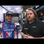 Kyle Larson: 'Have to be perfect' to beat Christopher Bell | 2020 Chili Bowl Nationals