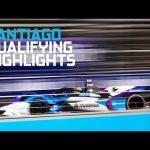 Qualifying Highlights - Santiago   2020 Antofagasta Minerals Santiago E-Prix