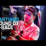 Racing Drivers vs Fans SIMULATOR E-RACE! - 2020 Antofagasta Minerals Santiago E-Prix