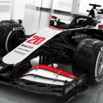 Haas unveil new VF-20 car for 2020 Formula 1 season