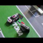 Stop Motion NASCAR: Denny's 2019 Daytona 500 win