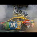 Best of NASCAR: Joe Gibbs Racing's' biggest moments