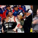 Brad Keselowski breaks down Dale Earnhardt Jr.'s 2014 Daytona 500 winning moves | NASCAR