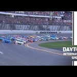Dale Jr. waves the green flag for the Daytona 500   NASCAR Cup Series at Daytona