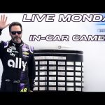 Live Monday: Jimmie Johnson's Daytona 500 in-car camera | NASCAR Cup Series