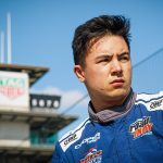 Megennis returns to Andretti's Indy Lights team
