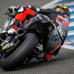 Lap record sees Lüthi end Jerez Test at the summit