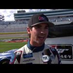 NASCAR Gander RV & Outdoors Truck Series Qualifying from Las Vegas Motor Speedway