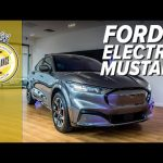 The Ford Mustang Mach-E is a 460bhp electric SUV