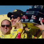 NASCAR RACE HUB's Las Vegas RADIOACTIVE: Logano's gamble pays off