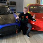 DENMARK'S DAARBAK STEPS UP TO EURO SUPERCAR