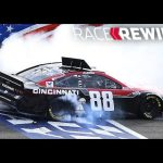 Watch the Fontana race in 15 minutes: Race Rewind | NASCAR Cup Series at Auto Club Speedway