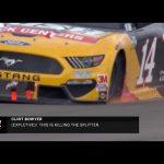 NASCAR RACE HUB's Fontana RADIOACTIVE: Tempers flare, Alex Bowman celebrates