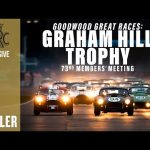 Goodwood Great Races: Graham Hill Trophy 73rd Members' Meeting | Trailer