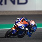 Moto2™ Warm Up: Nagashima heads Navarro