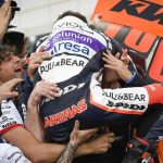 Arenas seals a Grand Prix ton-up for KTM