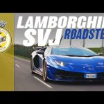 Road Review: Lamborghini Aventador SVJ Roadster