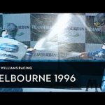 Remembering the 1996 Australian Grand Prix!
