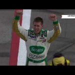 Flip out with the best of Carl Edwards' victory celebration | NASCAR