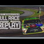 NASCAR Classic Race Replay: Kyle Busch wins first Cup Series championship | 2015 Homestead-Miami