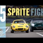 Epic Sprite battle gets crazy at Goodwood