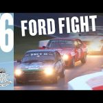 Ultimate Ford touring car battle at Goodwood