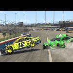 Busch, Blaney cause the 'Big One' at Texas | iRacing eNASCAR Pro Invitational Series
