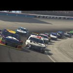 Timmy Hill bumps William Byron, wins iRacing race at Texas| iRacing eNASCAR Pro Invitational Series