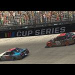 Luza avoids wreck, makes moves for the lead | Coca-Cola iRacing Series