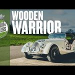 '60s Morgan Plus Four race car tested on the road!