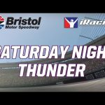 Saturday Night Thunder | iRacing from Bristol Motor Speedway