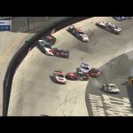 The 'Big One' breaks out early at Bristol | iRacing's Saturday Night Thunder