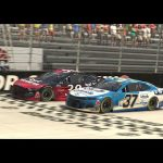 Nemechek edges Preece in photo finish to win Heat 2 | iRacing Pro Series Invitational
