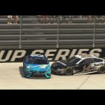 Clint Bowyer, Bobby Labonte make contact in Heat 2 | iRacing Pro Series Invitational