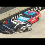 Bowyer frustrated with Bubba Wallace at virtual Bristol | iRacing Pro Series Invitational